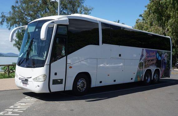 46 Seater Luxury Coach