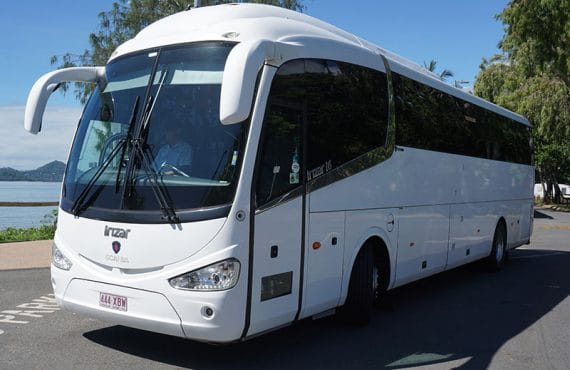 53 Seater Luxury Coach